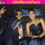 Greeted by wild cheers, Ranveer Singh and Vaani Kapoor arrive at the Eiffel Tower to launch Befikre trailer - watch video