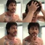 Did you ever fantasise about taking a shower with Shah Rukh Khan? These 10 pictures will make your dream come true!