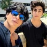 Someone asks Shah Rukh Khan about Aryan's girlfriend, and his response is totally ROTFL!