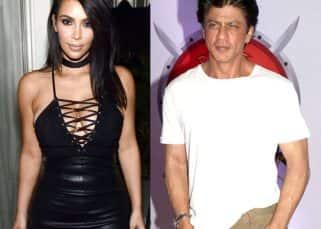 OMG! A fan asks Shah Rukh Khan if he will do a Kim Kardashian sex tape!