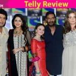 The Kapil Sharma Show: Ajay Devgn's Shivaay co-stars Erika Kaar, Sayyeshaa Saigal, Abigail had a total blast with Kapil