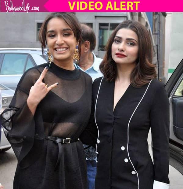 Shraddha Kapoor comes to Prachi Desai's rescue – watch video