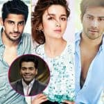 Really? Karan Johar approves Alia Bhatt, Sidharth Malhotra and Varun Dhawan's fashion outings