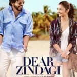 Dear Zindagi new poster: Shah Rukh Khan and Alia Bhatt's smile will beat your Monday blues