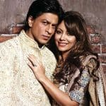 Shah Rukh Khan and Gauri Khan celebrated their 25th wedding anniversary not in Spain but in Mumbai - read all the deets right here
