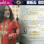 Bigg Boss 10 contestant Swami Omji Maharaj's arrest warrant goes viral - view pic