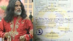 Bigg Boss 10 contestant Swami Omji Maharaj's arrest warrant goes viral – view pic
