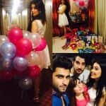 Bigg Boss 9 contestant Digangana Suryavanshi's birthday was a fun-filled one - view pics!