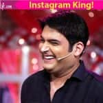 Kapil Sharma beats Karan Patel and other TV stars to become the most followed celebrity on Instagram!