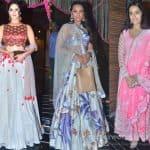 Aamir Khan throws a grand Diwali bash: Sunny, Shraddha, Sonakshi light up the night - view HQ pics