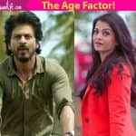 Aamir Khan, Shah Rukh Khan, Aishwarya Rai Bachchan - when Bollywood actors played their actual age onscreen