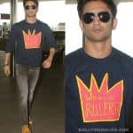 Is Sushant Singh Rajput making a statement about ban on Pakistani artistes with his Tee?