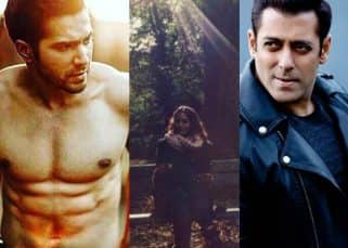 Sonakshi's London diaries, Salman's Being Human shoot and Varun's throwback picture - take a look at celebs who rocked Instagram this week