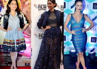 Sonam Kapoor, Elli Avram, Tamannaah Bhatia - celebs who DISAPPOINTED us with their style statement this week