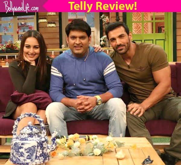 John Abraham and Sonakshi Sinha salvage this episode of The Kapil Sharma Show!