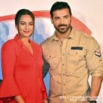 Sonakshi Sinha and John Abraham are painting the town red for Force 2, quite literally - view HQ pics!