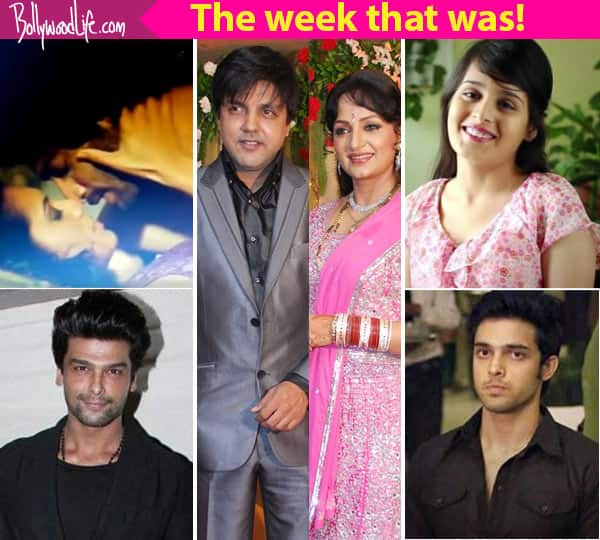 Upasna Singh, Ssharad Malhotra, Parth Samthaan-Gaurav Arora, Rhea Sharma – a look at TV's newsmakers this week