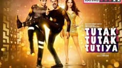 Tutak Tutak Tutiya movie review: Prabhudheva, Tamannaah and Sonu Sood's horror comedy will tickle your funny bone!