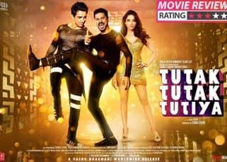 Tutak Tutak Tutiya movie review: Prabhudheva, Tamannaah and Sonu Sood's horror comedy will tickle your funny bone!