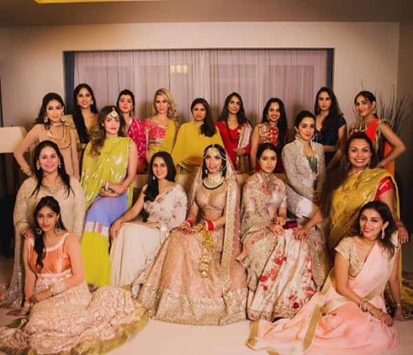 Karan Wahi's sister Eshanka's wedding was a special one, courtesy Shraddha Kapoor!