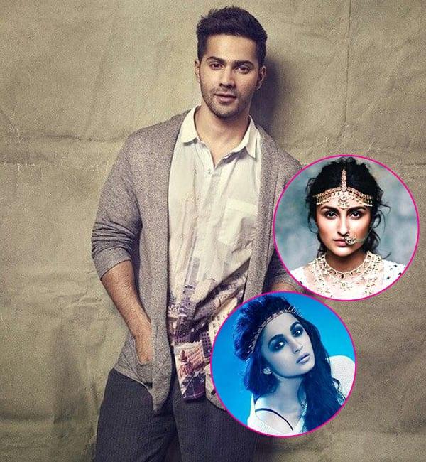 Parineeti Chopra, Alia Bhatt are NOT a part of Judwaa 2, confirms Varun Dhawan