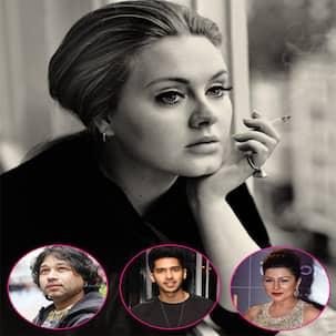 Hard Kaur, Armaan Mallik, Kailash Kher SLAM Adele for suggesting that the best singers smoke!