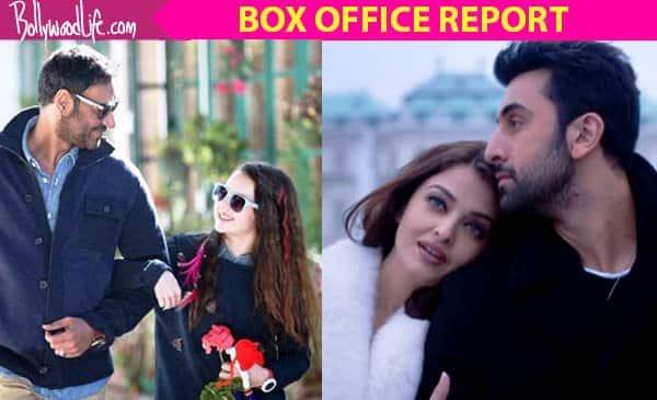 Ae Dil Hai Mushkil Vs Shivaay: Ranbir Kapoor's film races ahead of Ajay Devgn's action drama in the morning shows