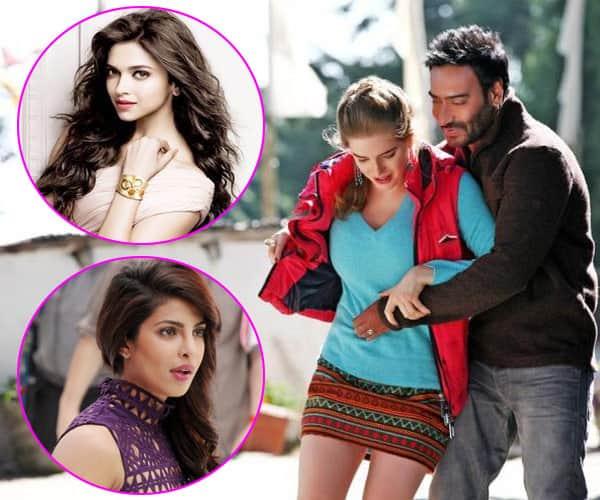 Ajay Devgn's Shivaay Actress Erika kaar called Bollywood actresses coward, said they hide their age