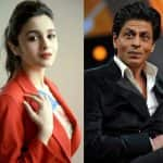 Alia Bhatt, we are mad at you for BARGING in on Shah Rukh Khan's Facebook live - watch video