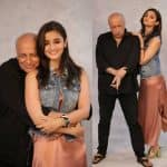 Mahesh Bhatt: I would be very jealous to be unseated from Alia's heart as the most important male