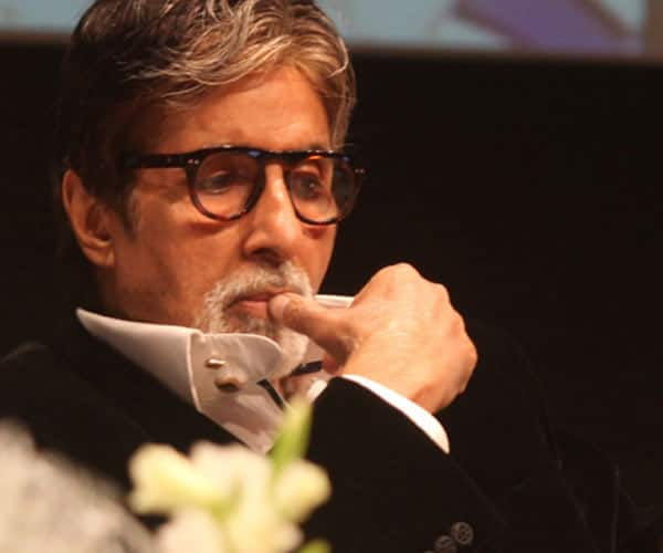 Amitabh Bachchan feels sad to see women fast on Karwa Chauth