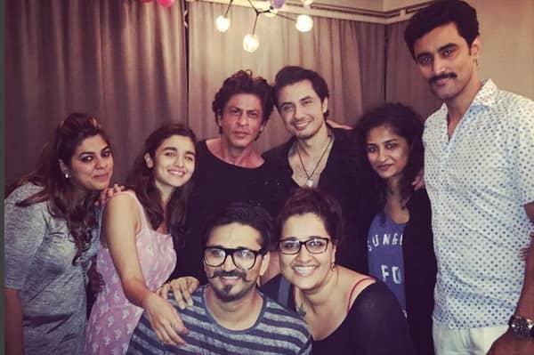 The first trailer of Shah Rukh Khan and Alia Bhatt's Dear Zindagi will not have Ali Zafar, thanks to Ae Dil Hai Mushkil