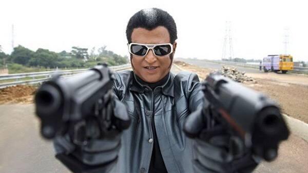 The climax of Enthiran 2.O between Akshay Kumar and Rajinikanth has been shot!