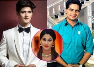 Bigg Boss 10: Hina Khan and Yeh Rishta Kya Kehlata Hai team cheer for Karan Mehra and Rohan Mehra going inside the BB house