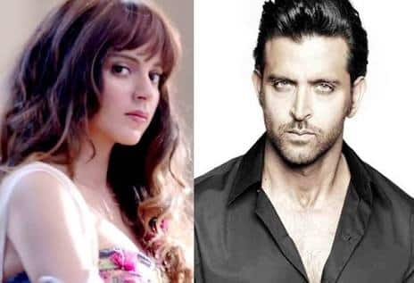 Kangana Ranaut calls out Hrithik Roshan, says why does he need his father to rescue him!