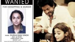 Vidya Balan's Kahaani 2 release pushed back to avoid clash with Alia Bhatt – Shah Rukh Khan's Dear Zindagi