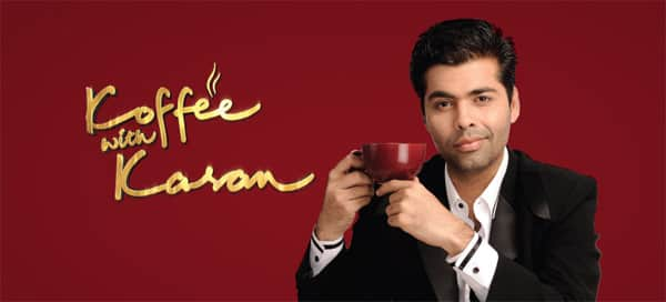Koffee with Karan season 5:  Karan Johar's show gets a makeover and we have inside pics!