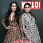 Kareena Kapoor Khan and sister Karisma look REGAL on this mag cover!