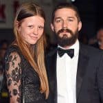 Controversial Hollywood star Shia LaBeouf marries longtime girlfriend Mia Goth