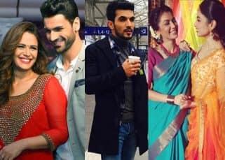 Mouni Roy-Sriti Jha's camaraderie, Arjun Bijlani's home-sickness, Vivek Dahiya-Mona Singh's madness - TV Insta this week