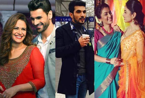 Mouni Roy-Sriti Jha's camaraderie, Arjun Bijlani's home-sickness, Vivek Dahiya-Mona Singh's madness – TV Insta this week