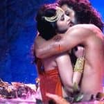 Nagarjun - Ek Yoddha to have a STEAMY lip-lock scene between Mrunal Jain and Richa Mukherjee!