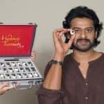 Baahubali's Prabhas becomes the first South Indian actor to have a wax statue at Madame Tussauds!