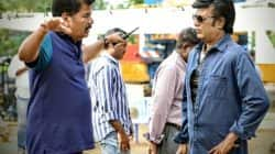 Did Shankar just ask Rajinikanth aka Chitti to fly? View pic!