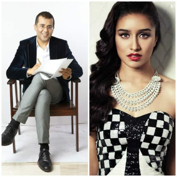 Chetan Bhagat's new book gets TROLLED for all the wrong reasons, we wonder what Shraddha Kapoor has to say about it?