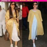 How pregnant Kareena Kapoor Khan gave Sonam Kapoor's airport outing a pretty twist - take your pick