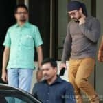 What was Aamir Khan doing at Kokilaben Ambani hospital?
