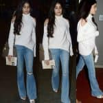 We are totally digging Jhanvi Kapoor's plain Jane avatar! - view HQ pics