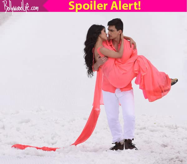 Yeh Rishta Kya Kehlata Hai: Naira and Kartik to share some sensuous romantic moments
