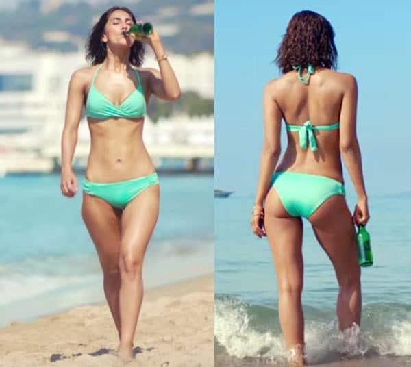 Bikini sex bomb
